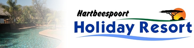 Hartbeespoort Oord/Resort logo and main swimming pool